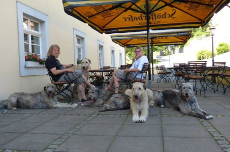 Orlana, Jürgen, Coffee, Paul., Melitta, Zeus & Tessa