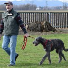 Rheinhard mit Odin
