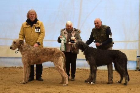 Sonntag: EX1 Jugendclubsieger Neuschwanstein Vernon & EX2 Rubeus Hagrid vom Alpetal