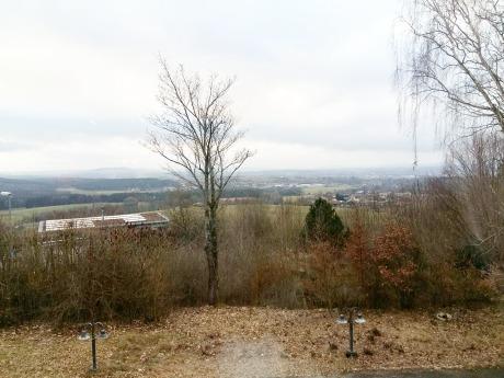 Blick auf Bayreuth