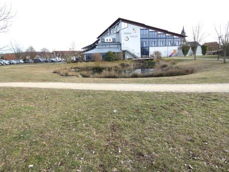 Bärenhalle in Bindlach