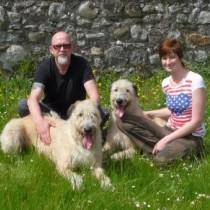 Timmy, Eva mit Zeus und Paul